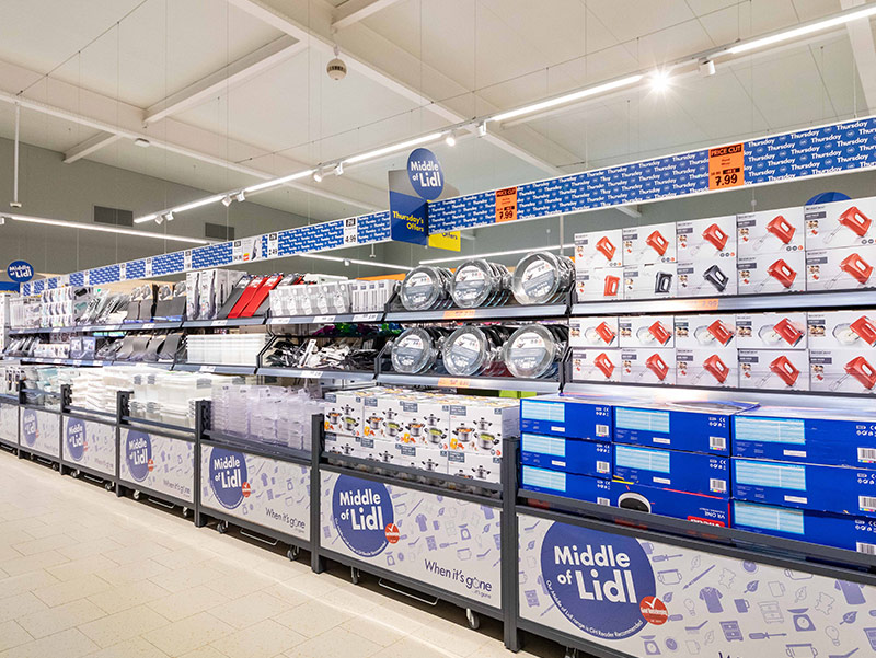 Middle Lidl products